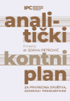 Priručnik Analitički kontni plan