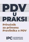 Priručnik PDV